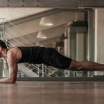 Планка – упражнение для стального пресса