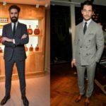 Как джентльмены из Британии носят костюмы