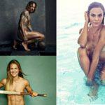 Обнаженные спортсмены:  фотосессия атлетов  в стиле Ню