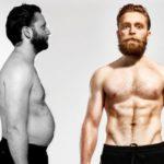 Он был толстым, а стал стройным за 12 недель — рассказываем, как