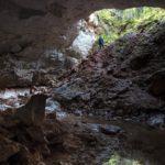 11 метров под землей: MH поселился в пещерах Архангельской области