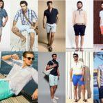 Идеальные летние мужские  шорты: как выбрать  и с чем носить