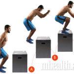Прыжковые тесты: 4 простых способа определить силу ног