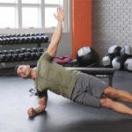 Боковая планка: 4 способа разнообразить упражнение